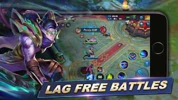 Screenshot 2: Heroes Arena