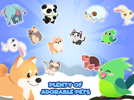Screenshot 1: Pet House - Little Friends