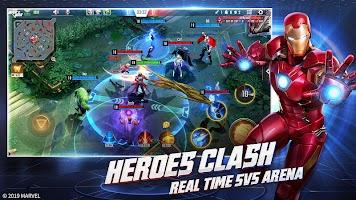 Screenshot 2: MARVEL Super War