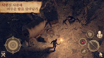 Screenshot 1: Grim Soul: Dark Fantasy Survival
