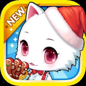 Icon: 可愛い白猫とカフェでパンを作ろう!:ハッピーハッピーブレッド