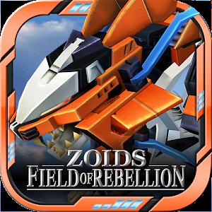Icon: ZOIDS FIELD OF REBELLION