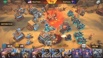 Screenshot 4: 戰爭熱潮