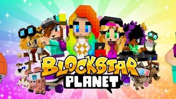 Screenshot 1: BlockStarPlanet