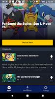 Screenshot 3: Pokémon TV