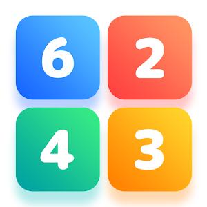 Icon: なぞってたしてけすパズル タシテケス 【脳トレ、足し算、10、15、20】