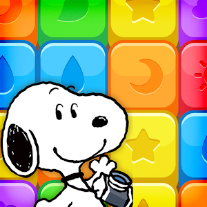 Icon: SNOOPY Puzzle Journey
