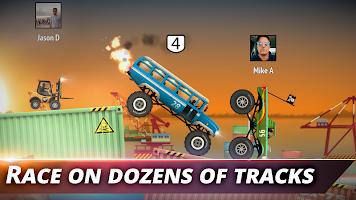 Screenshot 2: Renegade Racing