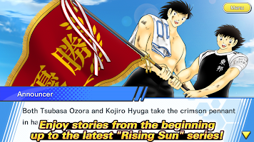Screenshot 4: Captain Tsubasa: Dream Team | Global