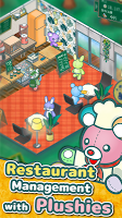 Screenshot 1: Plushies Restaurant