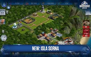 Screenshot 1: Jurassic World™: The Game