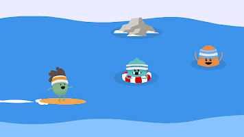 Screenshot 1: Dumb Ways to Die 2: The Games