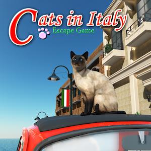 Icon: Escape Game:Cats in Italy