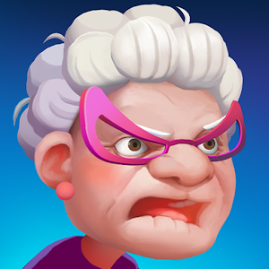 Icon: Angry Granny