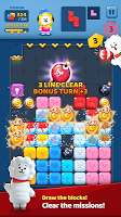 Screenshot 2: PUZZLE STAR BT21