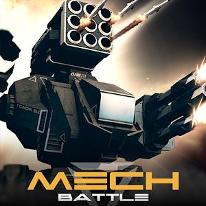Icon: Mech Battle - Robots War Game