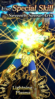 Screenshot 4: SAINT SEIYA SHINING SOLDIERS