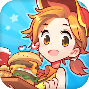 Icon: I Love Burger