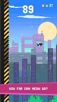 Screenshot 4: Cat City — Geometry Jump