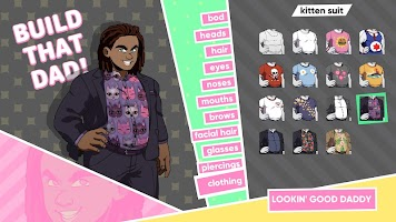 Screenshot 1: Dream Daddy
