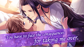 Screenshot 1: Love Tangle #Shall we date Otome Anime Dating Game