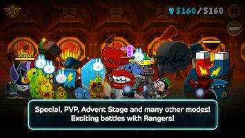 Screenshot 3: LINE Rangers