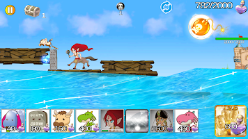 Screenshot 4: Monsterbreak
