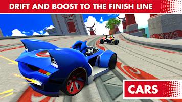 Screenshot 2: Sonic Racing Transformed
