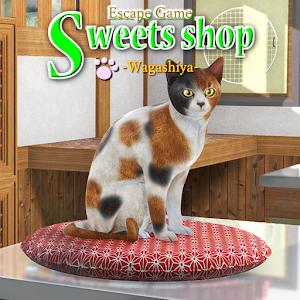 Icon: Escape Game:Sweets Shop-Wagashiya