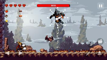 Screenshot 3: Apple Knight: Action Platformer