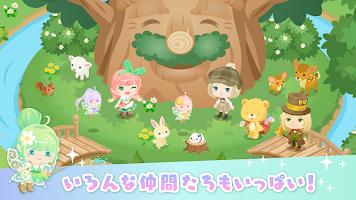 Screenshot 4: ピグライフ 〜ふしぎな街の素敵なお庭〜