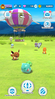 Screenshot 1: Pokemon Rumble Rush