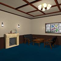 Screenshot 1: Escape game JAPAN BLUE