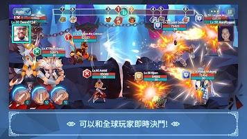 Screenshot 3: 幻影之門: 最後的女武神