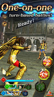 Screenshot 3: SAINT SEIYA SHINING SOLDIERS