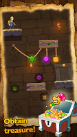 Screenshot 4: Relic Adventure - Rescue Cut Rope Puzzle Game