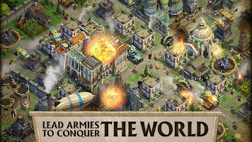 Screenshot 1: DomiNations Asia