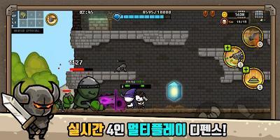 Screenshot 2: 성지키기 온라인