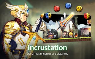 Screenshot 2: Crusaders Quest | Japonais