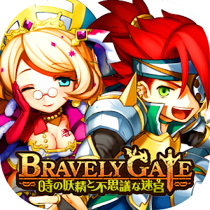 Icon: ROGUE LIKE RPG Bravely Gate