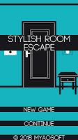 Screenshot 1: STYLISH ROOM ESCAPE