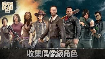 Screenshot 1: The Walking Dead No Man's Land