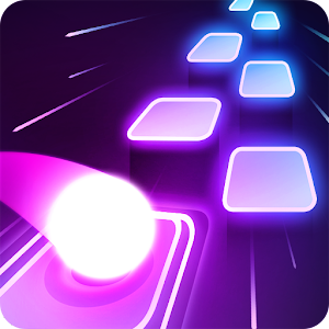 Icon: Tiles Hop: Endless Music Jumping Ball