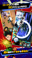 Screenshot 3: HUNTER × HUNTER Greed Adventure