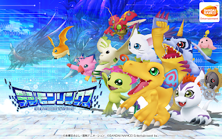 Screenshot 1: Digimon Links | Japonês