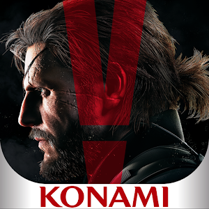 Icon: MGS V: THE PHANTOM PAIN