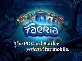 Screenshot 1: Faeria