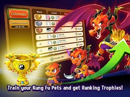 Screenshot 3: Kung Fu Pets