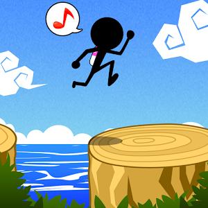 Icon: 小心落水