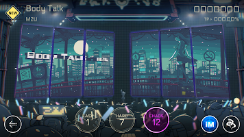 Screenshot 4: Cytus II